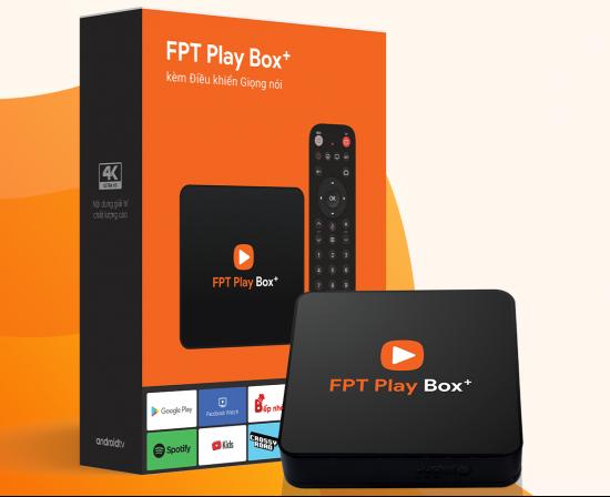 FPT Play Box + (1GB)